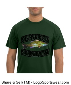 R.B.O Smallie/ Powerdry Wicking T Design Zoom