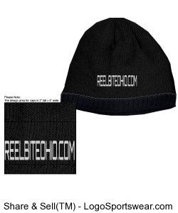 R.B.O. Beanie/Knit w/Fleece ear lining Design Zoom